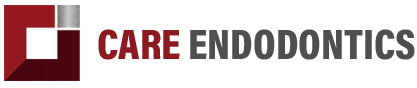 Care Endodontics logo.